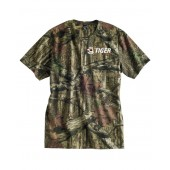 Sioux Automation 05 Code V Mossy Oak Short Sleeve tee