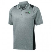 Avera Physical Therapy Brookings 01  Mens and Ladies Sport Tek Contender Colorblock Polo
