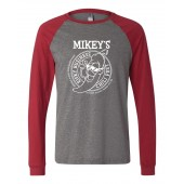 Mikey's Chili Fest 2017 03  Bella Baseball Long Sleeve- ADULT