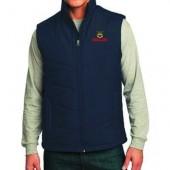 Brookings School 2016 12 Mens or Ladies Port Authority Puffy Vest