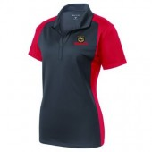 Camelot School 2016 07 Mens and Ladies Sport Tek Colorblock Polo