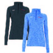 Northwestern Energy Under Armour Women's Twisted Tech 1/4 Zip