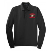 Dakota Prairie 08 Port Authority Mens LS Polo