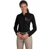 Dakota Prairie 09 Port Authority Ladies LS Polo