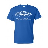 O'Gorman Volleyball 01 Gildan SS Tee