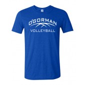 O'Gorman Volleyball 04 Gildan Softstyle Tee
