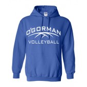 O'Gorman Volleyball 10 Gildan Youth Hoodie