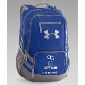 O'Gorman Volleyball 12 UA Hustle II Backpack