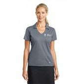 ADM 48 Nike Ladies Dri Fit Vertical Mesh Polo