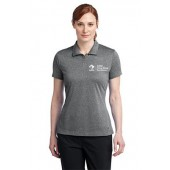 ADM 20 Ladies Nike Heathered Polo
