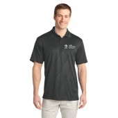 ADM 23 Mens Tech Embossed Polo