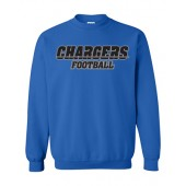 SFC Football 03 Gildan Crew Sweatshirt