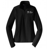ADM 57 Ladies Sport Tek ¼ Zip Pullover