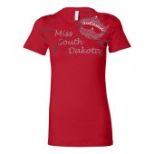 Miss SD 02 Ladies Canvas SS Tee