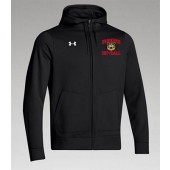Bobcat Softball 07 UA Full Zip Hoodie