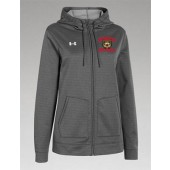 Bobcat Softball 08 UA Ladies Full Zip Hoodie