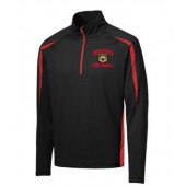 Bobcat Softball 09 Sport Tek Mens ¼ Zip Pullover