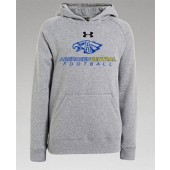 Aberdeen Central Football 2016 13 UA Youth 80/20 Blend Hooded Sweatshirt