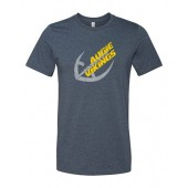 Augustana Football 02 Bella Softstyle Tee
