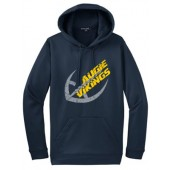 Augustana Football 05 Polyester Hoodie
