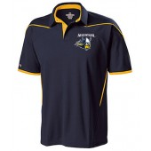 Augustana Football 12 Holloway Mens Polo