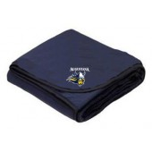 Augustana Football 13 Fleece/Nylon Stadium Blanket