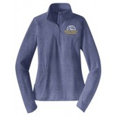 Sioux Valley Volleyball 2016 08 Ladies Sport Tek ¼ Zip Pullover