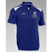 SDSU Ag & Bio 01 Mens Under Armour Colorblock Polo