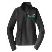 SDSU Ag & Bio 09 Ladies Sport Tek ¼ Zip Pullover