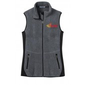 Vast 07 Port Authority Ladies Pro Fleece Full Zip Vest