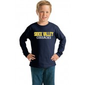 Sioux Valley PTO 03 Youth Gildan Long Sleeve T Shirt