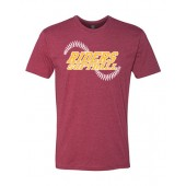 RHS Softball 01 Next Level Softstyle Tee