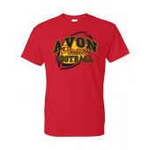 Avon Athletic Boosters 01 Gildan SS Tee