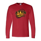 Avon Athletic Boosters 02 Gildan LS Tee