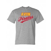 Avon Athletic Boosters 09 Gildan SS Tee