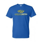 Aberdeen Central Football 2016 01 GIldan Adult SS Tee