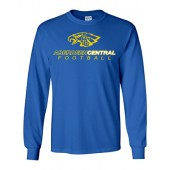 Aberdeen Central Football 2016 03 GIldan Adult LS Tee