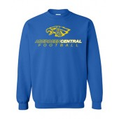 Aberdeen Central Football 2016 07 Gildan Adult Crewneck Sweatshirt