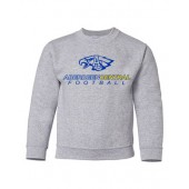 Aberdeen Central Football 2016 08 GIldan Youth Crewneck Sweatshirt