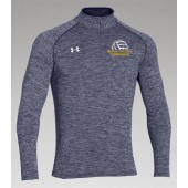 Sioux Valley Volleyball 2016 02 UA Mens Twisted Tech ¼ Zip