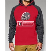 USD Football 05 UA Storm Armour Hoody