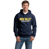 Sioux Valley PTO 10 Adult Gildan Hooded Sweatshirt