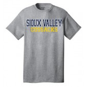 Sioux Valley PTO 02 Adult Port and Co Short Sleeve T Shirt