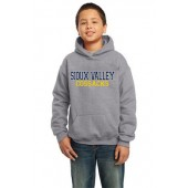 Sioux Valley PTO 09 Youth Gildan Hooded Sweatshirt
