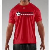 Bobcat Soccer 2016 03 UA SS Tee
