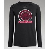 NWC Women's Basketball 07 UA Long Sleeve Locker Tee