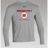 RHS Volleyball 04 UA Long Sleeve Locker