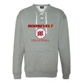 RHS Volleyball 07 Hockey Crew Sweatshirt