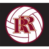 RHS Volleyball 08 Window Decal