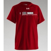 NWC Men's Basketball 08 UA Short Sleeve Locker Tee